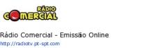 R�dio Comercial - Online