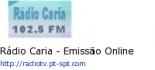 Rádio Caria - Online