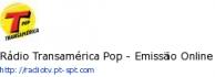 Rádio Transamérica Pop - Online