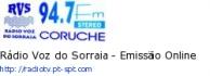 Rádio Voz do Sorraia - Online